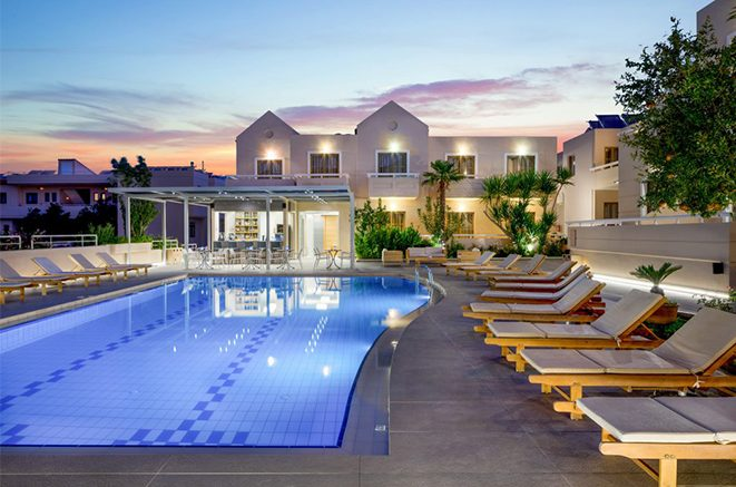 Welcome to Oscar Suites & Village in Chania, Crete